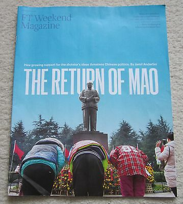 China - The Return of Mao - FT Weekend Magazine – 1 October 2016