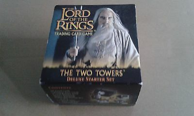 Lord Of The Rings Two Towers Trading Cards Starter Pack