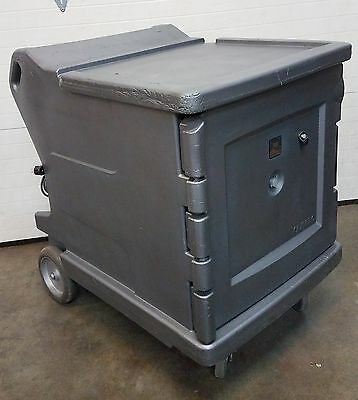 Cambro Portable Camtherm Electric Food Warmer Holding Cabinet Cmbh1826L