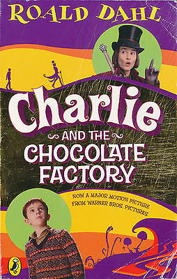 Charlie and the Chocolate Factory by Roald Dahl (Paperback)