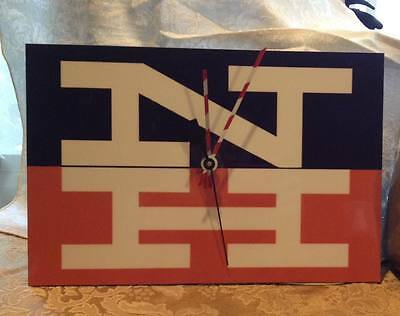 New Haven Line Wall Clock
