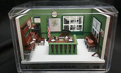 Andy Griffith Show Courthouse Diorama