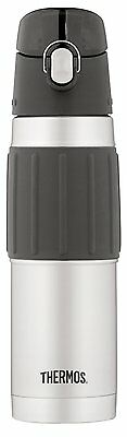 Thermos Vacuum Insulated 18-Ounce Stainless-Steel Hydration Bottle - New