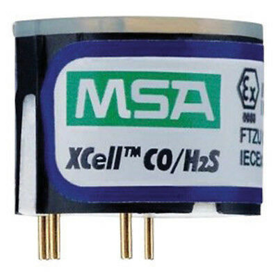 MSA XCell Replacement sensor CO / H2S  10106725