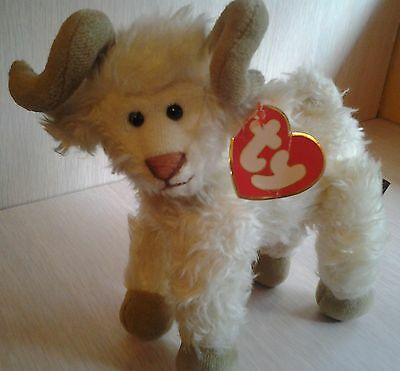 TY Plush Ram Fully Jointed Ramsey The Attic Treasures Collection 1993