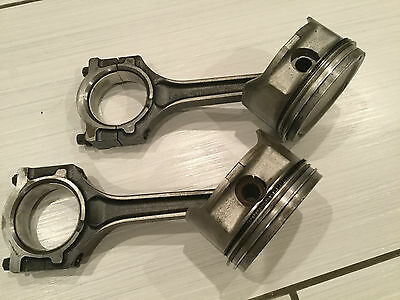 1999 Yamaha PISTON/CONNECTING ROD ASSY 67F-11640-00-00 80HP, 100HP