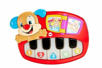 Fisher-Price Laugh & Learn Puppy's Piano (CMW47)