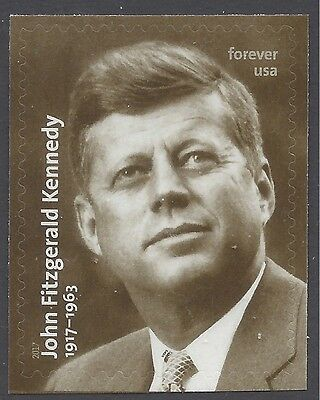 #5175 (49c Forever) John Fitzgerald Kennedy 2017 Mint NH