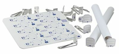 """Clipper Tags Ct3 Labeling System 1 5/8"""" Tag Refills 150/pk"""