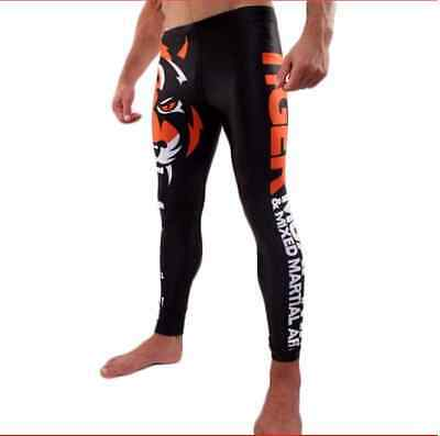 Tiger Tights Boxing MMA Muay Thai Fighting Pants Trousers Sporting Shorts Boxeo