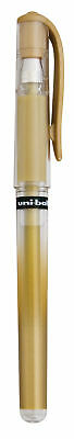 Sanford 60767 Uni-Ball Gel Impact Sn153G Gold Pen