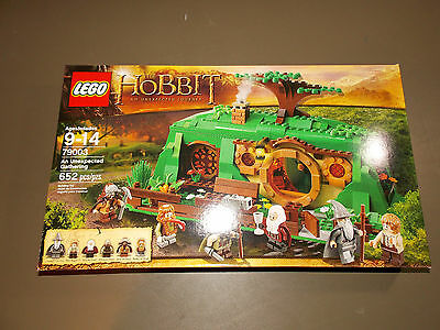 Lego The Hobbit 79003 An Unexpected Gathering Brand New Sealed