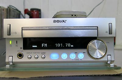 SONY Micro Receiver Amplifier CD Player HCD-SD1