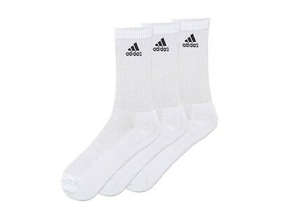 NEW Adidas 3S PER CR HC 3P -   Socks