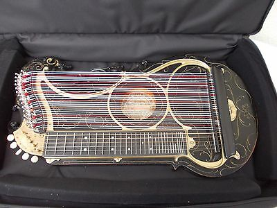 Zither-Harfenzither, Arionzither
