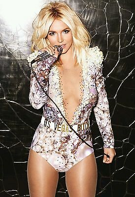 "BRITNEY SPEARS ""Abby"" Screen Worn And Autographed Wardrobe W/COA."