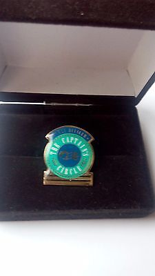 Badge (First Officer ) The Captains Circle