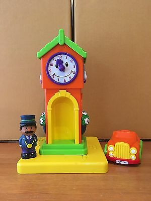 Happyland (ELC) Village Clock tower and Mayor items