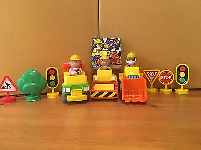 Happyland (ELC) Construction bundle