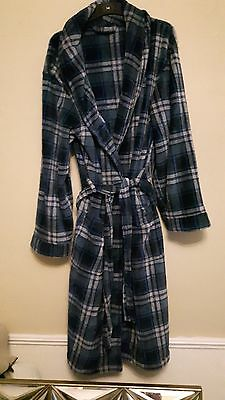 mens new dressing gown size L/XL
