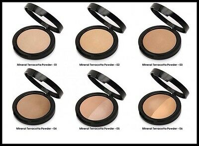 Golden Rose Mineral Terracotta Powder -Giving You Perfect Coverage/Choose Shade