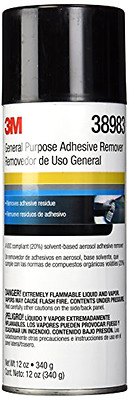 New 3M Adhesive Remover 70 Solvent-Based Liquid Specialty Adhesive Remover 12 oz