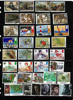 GB 1985 complete year set of f/u commemoratives see scan (ref 1985a)