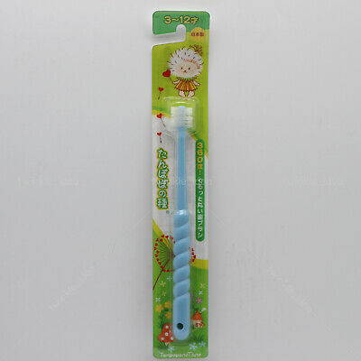 360do Brush for Kids, Baby Cylindrical 3D Head Superfine Bristles Toothbrush