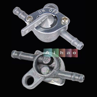 6mm Fuel Tank Tap Inline Filter Petcock Switch for Quad Dirt Bike Motorbike【UK】