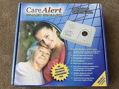 Care Alert Smart Dialler Personal Alarm System With Pendant