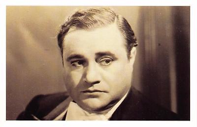 Postcard Nostalgia 1935 Benjamino Gigli Opera Singer Tenor Reproduction Card