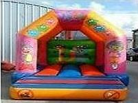 12ft x 10ft bouncy castle