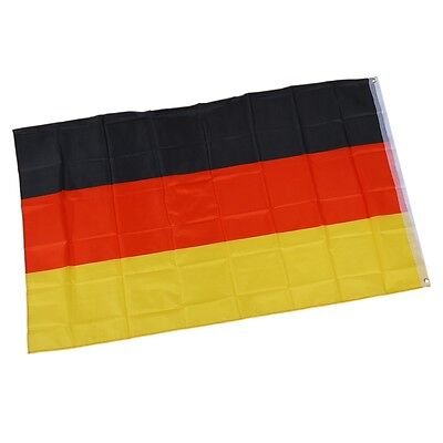 H1 Flag Banner approx. 90 x 150 cm: Federal Republic Germany Flag Germany Nation