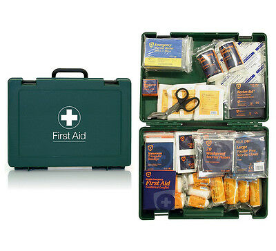 Catering First Aid Kits HSE Compliant Standard - 10 20 or 50 Person - Restaurant