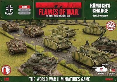 Flames of War - German: Ramsch's Charge  GEAB12