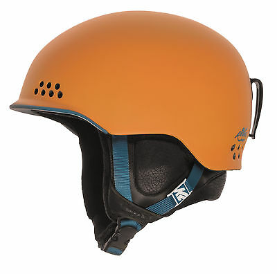 K2 Rival Helmet Mens Unisex Protection Safety Ski Snowboard New