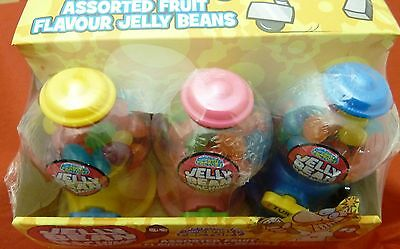 12 x Toy Mini JellyBean Machine Party Bags Wholesale Sweets,