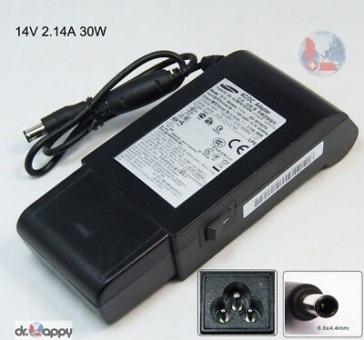 Original Genuine Samsung 30W Power AC Adapter for S22D300NY LCD Monitor