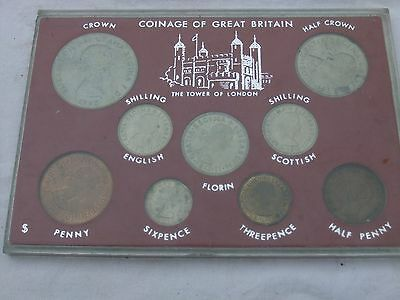 Coinage of GB Set