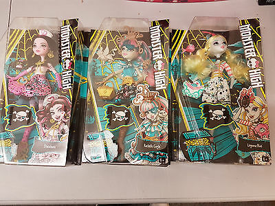 Monster High ShriekWrecked Nautical Ghouls, You Choose Yours