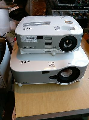 NEC NP2000 AND NEC NP905 LCD Projector's *** NO LAMPS