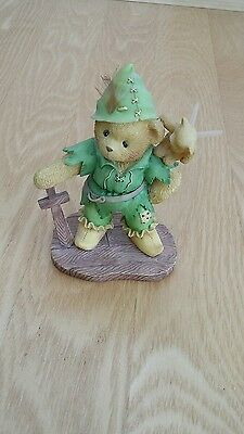 Cherished teddies. Brett. Come to Neverland with me
