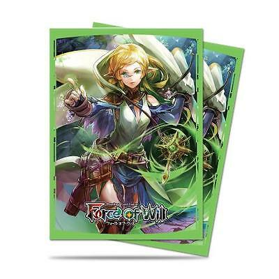 Ultra Pro Card Sleeves (65) - Force of Will - Fiethsing Six Sage of Holy Wind