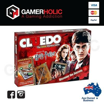 Harry Potter Cluedo Board Game Brand New