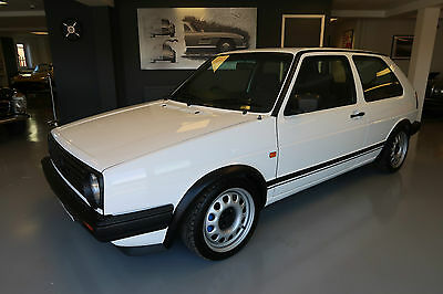 VW Golf Mk2 2.0i 16V GTI Styling, Restored