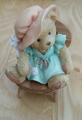 Cherished teddies. A mum's love bears all things