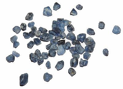 Wonderful 100% Natural 100.90 Ct Blue Sapphire Gemstone Rough Lot Ebay