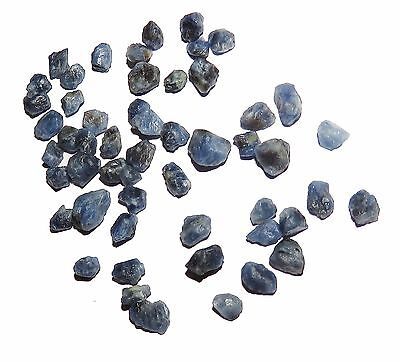 Excellent 100% Natural 101.55 Ct Blue Sapphire Gemstone Rough Lot Ebay