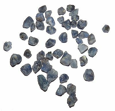 Wonderful 100% Natural 100.40 Ct Blue Sapphire Gemstone Rough Lot Ebay