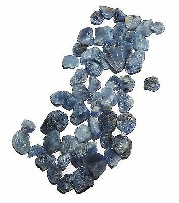 Fantastic 100.00 Ct 100% Natural Blue Sapphire Gemstone Rough Lot Ebay
